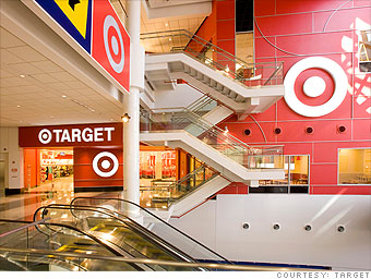 What's on store shelves -- Target