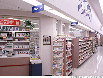 Who gets hired -- Walgreens