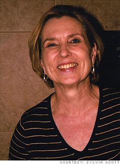 Sylvia Scott, 60, freelancer