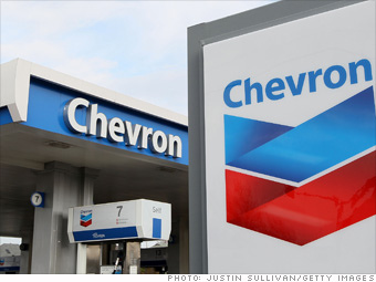 Chevron: $8 billion