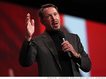 Larry Ellison: $84.5 million