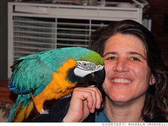 Bird-brained bank agent