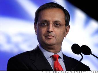 Vikram S. Pandit, -$38.1 million