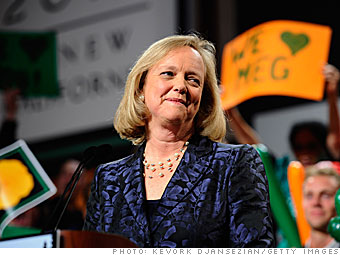 Meg Whitman: $142 million loser