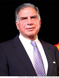 25. Ratan Tata