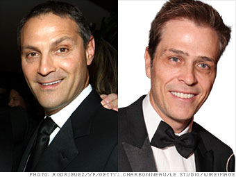 49. Ari Emanuel and Patrick Whitesell