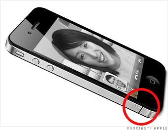 5 problems plaguing the iphone 4 antenna the death grip 1