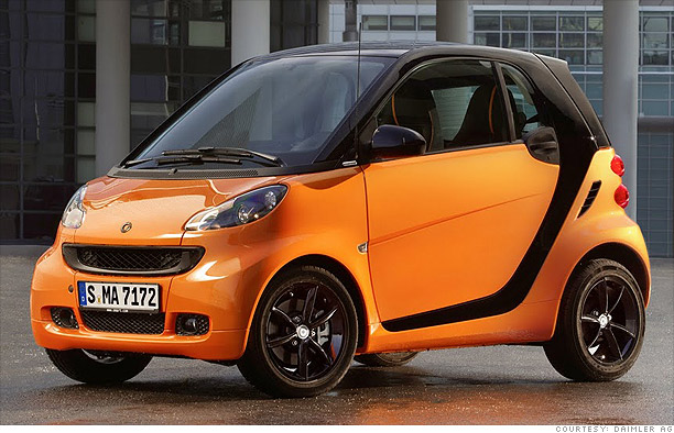 3 Smart Fortwo