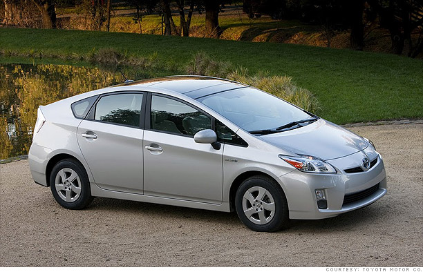 Cars Consumer Reports Top Picks Green Car Toyota