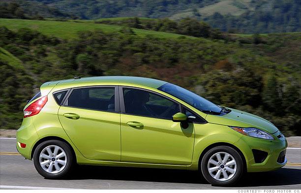 America S Best Cars Budget Car Ford Fiesta 3