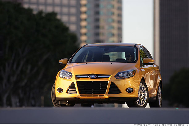 Ford Focus SFE