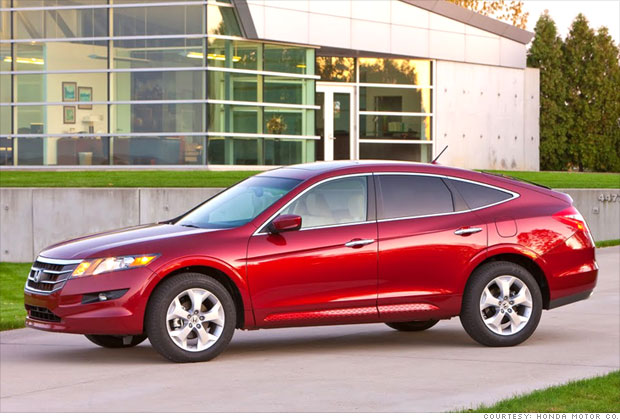 Mid-size SUV or crossover