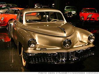 1948 Tucker '48 Sedan aka