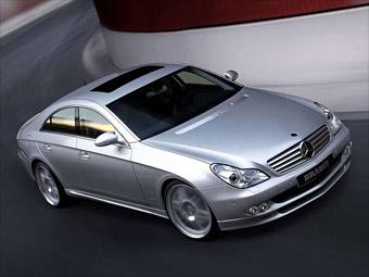 2004 Mercedes-Benz CLS