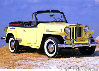 Willys Jeepster 1946-1950