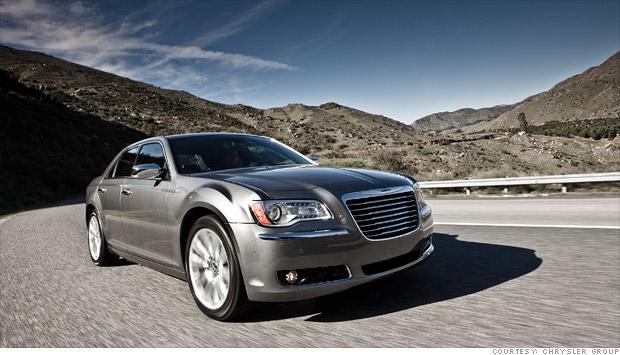 Great Car Deals | 7 Great Labor Day Car Deals 2011 Chrysler 300 1 Cnnmoney