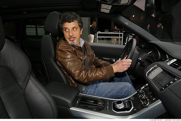 Range Rover Evoque: Luxury four-wheeling for city slickers ...