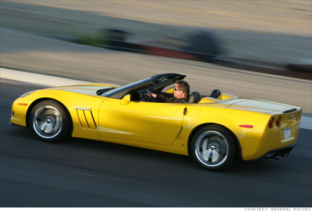 Sports Car: Chevrolet Corvette Grand Sport