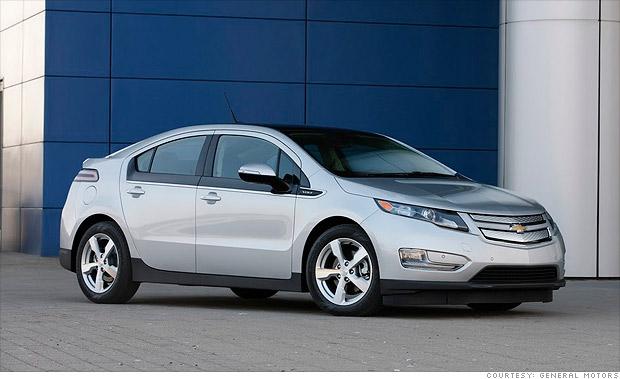 best resale value cars electric car chevrolet volt 15 cnnmoney. Black Bedroom Furniture Sets. Home Design Ideas