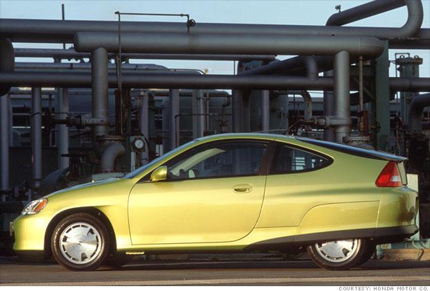 10 Most Fuel Efficient Cars Since 1984 2 2000 Honda