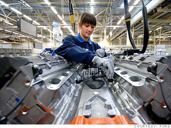 Manufacturing has recovered (but that may not last)