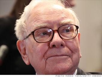 Warren Buffett: Bank of America