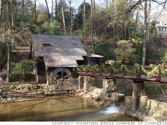 Mountain Brook, AL