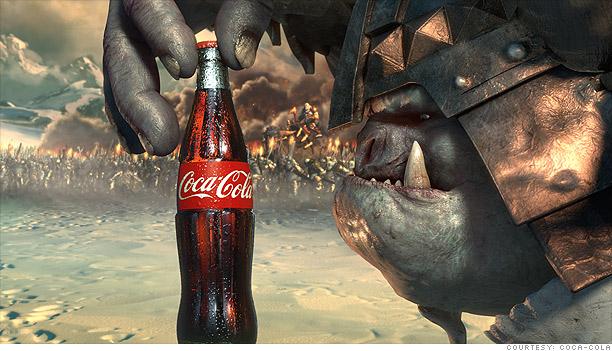 Coca-Cola Ogre