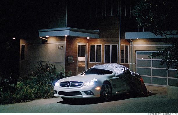 Mercedes unveiling