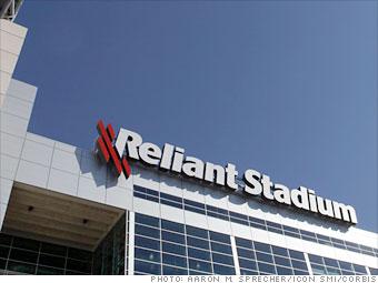 Sponsorships: stadiums