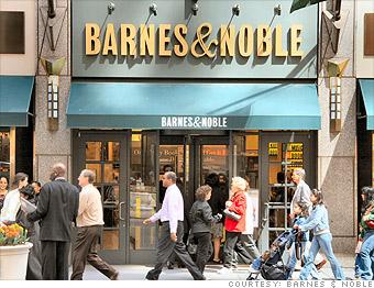 Barnes & Noble throws tantrum