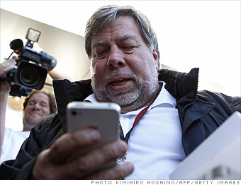 Woz mourns at Outback Steakhouse