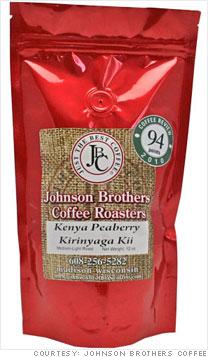 9. Johnson Brothers Coffee Roasters