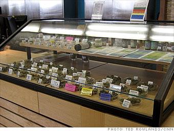 A tax on medical marijuana