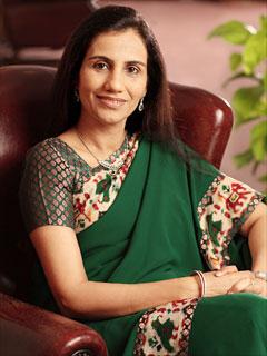 17. Chanda Kochhar
