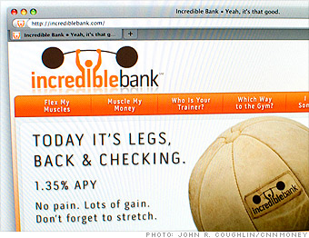The Incredible Bank