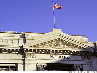 The 8 least evil banks - PNC (6) - CNNMoney com