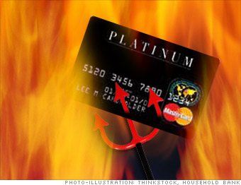Household Bank Premium Platinum MasterCard