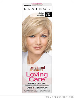 Clairol Loving Care hair color