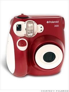 Polaroid instant film and cameras