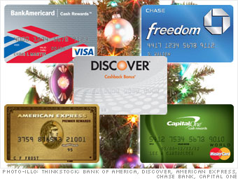 best credit cards for holiday shopping 1 cnnmoney