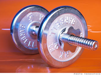 Gym memberships and fitness equipment