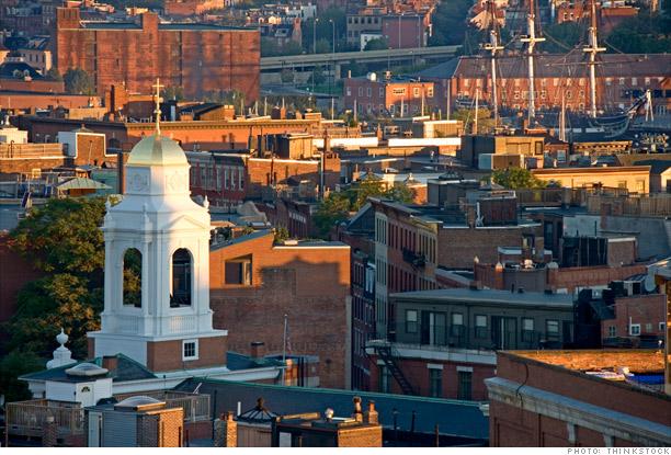 Boston -- RENT