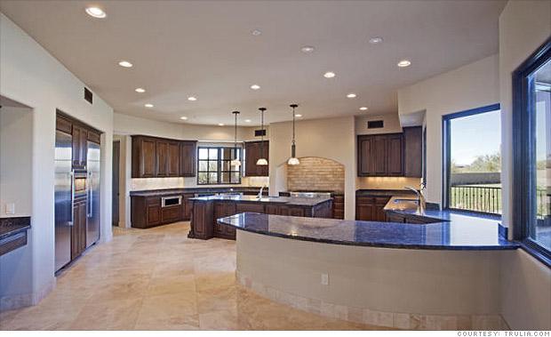 Inside Sarah Palin S New Arizona Estate The Kitchen 2