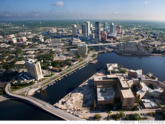 10 Best Cities To Buy A Rental Property Tampa Fla 7 Cnnmoney