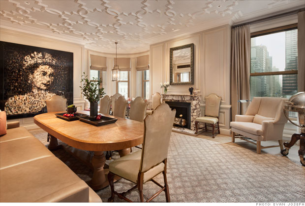 Manhattans Most Expensive Rental 165000 A Month