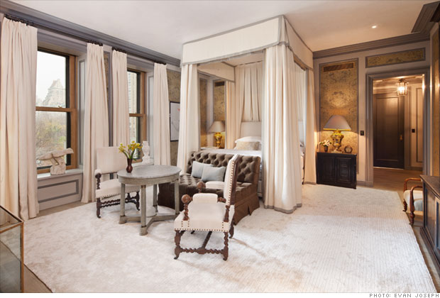 most beautiful master bedrooms manhattan s most expensive rental 165 000 a month 16482
