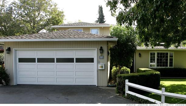 Google's garage
