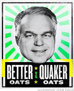 Better Oats vs. Quaker Oats