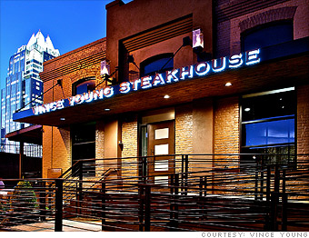 Vince Young: Vince Young Steakhouse